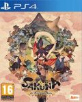 Sakuna: Of Rice and Ruin portada