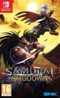 portada Samurai Shodown Nintendo Switch