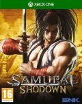 portada Samurai Shodown Xbox One