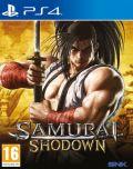 Samurai Shodown portada