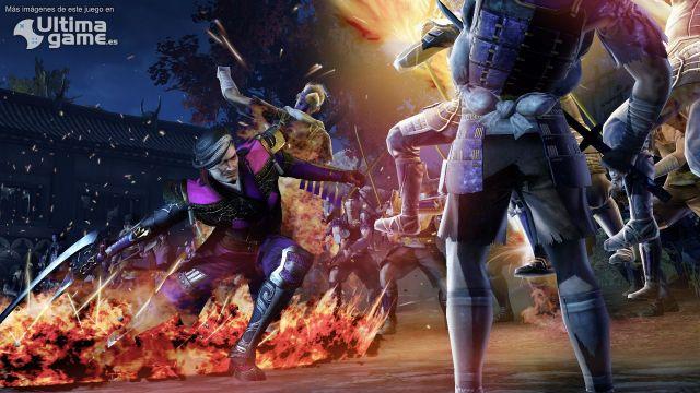 Conoce la lista completa de personajes de Samurai Warriors 4-II