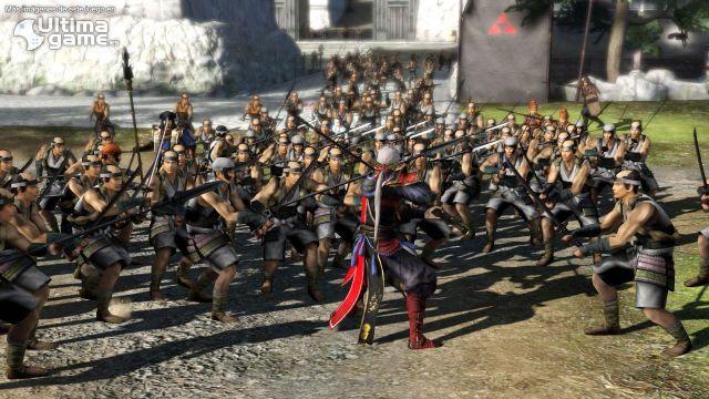 Los nuevos personajes de Samurái Warriors 4, en acción