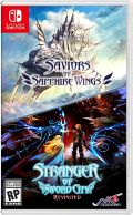 portada Saviors of Sapphire Wings & Stranger of Sword City Revisited Nintendo Switch