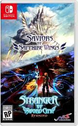 Saviors of Sapphire Wings & Stranger of Sword City Revisited SWITCH