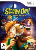 Scooby Doo First Frights WII