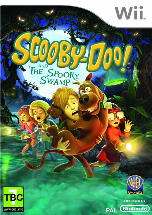 Scooby-Doo y el Pantano Tenebroso