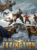 Second Extinction portada