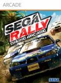SEGA Rally Online Arcade XBOX 360