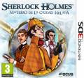 Danos tu opinión sobre Sherlock Holmes y el Misterio de la Ciudad Helada