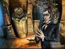 imágenes de Sherlock Holmes y el Secreto de la Reina