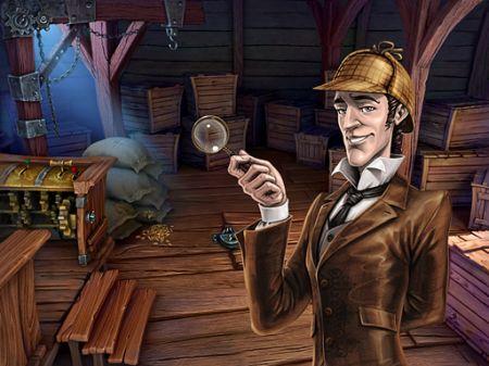 Sherlock Holmes y el Secreto de la Reina: Resuelve el misterio en tu Nintendo DS