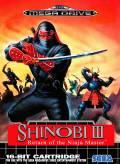Shinobi III: The Return of the Ninja Master MD