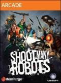 Shoot Many Robots XBOX 360