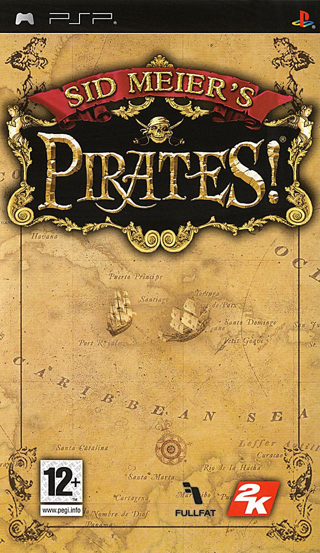 Sid Meiers - Pirates!