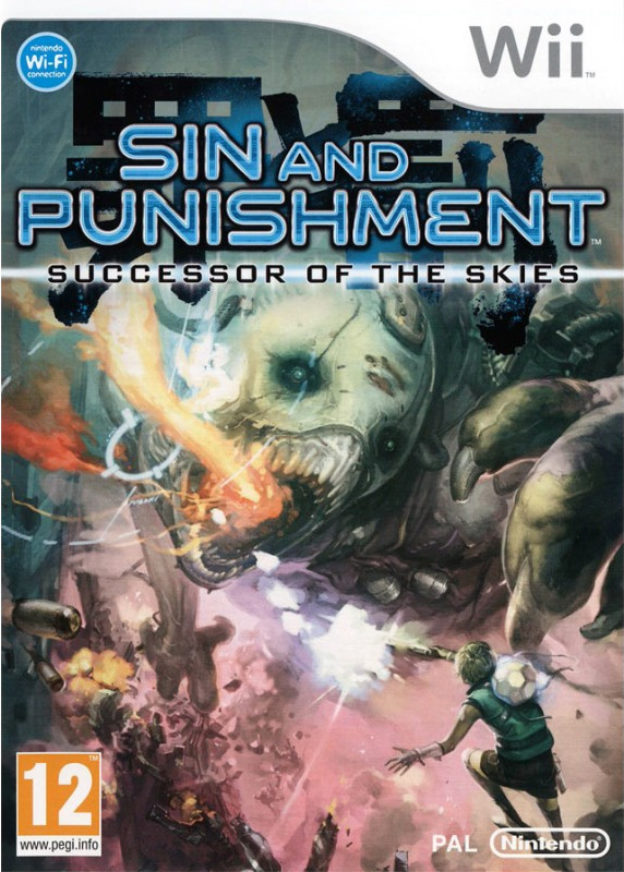 Sin and Punishment: Successor of the Sky