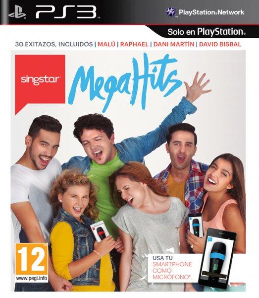 SingStar MegaHits