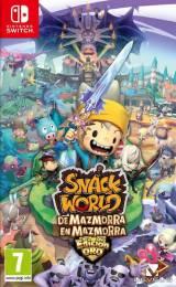 Snack World: De Mazmorra en Mazmorra Edición ORO SWITCH
