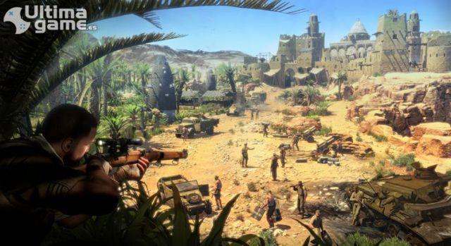 Nuevo vídeo con los detalles más interesantes de Sniper Elite 3
