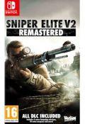 Sniper Elite V2 portada