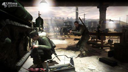 Detectados graves problemas con la versión de Wii U de Sniper Elite V2