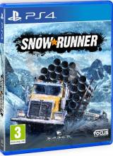 Snow Runner PS4