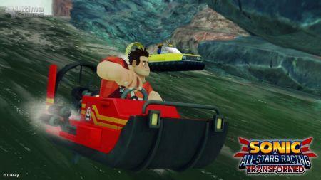 Ryo Hazuki de Shenmue se une como corredor a Sonic & All-Stars Racing Transformed