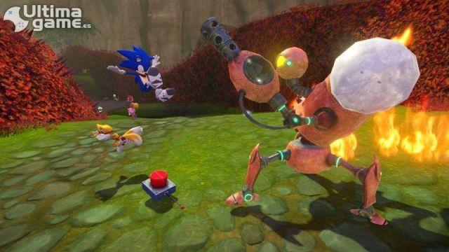 Unas misteriosas ruinas, en un nuevo tráiler de Sonic Boom: El Alzamiento de Lyric