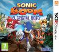 Sonic Boom: El Cristal Roto 3DS