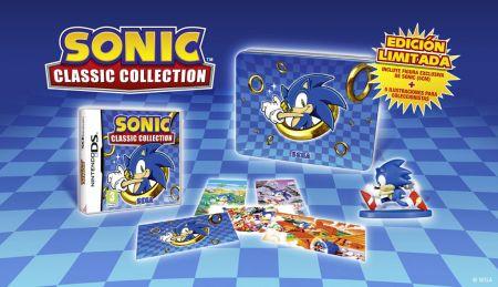 Descubre para qué sirven la pantalla táctil en Sonic Classic Collection