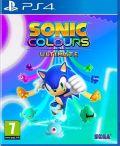 Sonic Colours portada