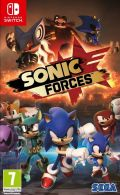 portada Sonic Forces Nintendo Switch