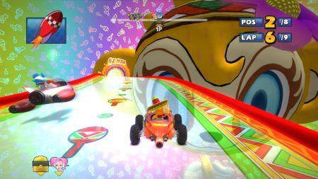 Sonic & SEGA All-Stars Racing - A la espera de su salida, te traemos el tráiler de lanzamiento