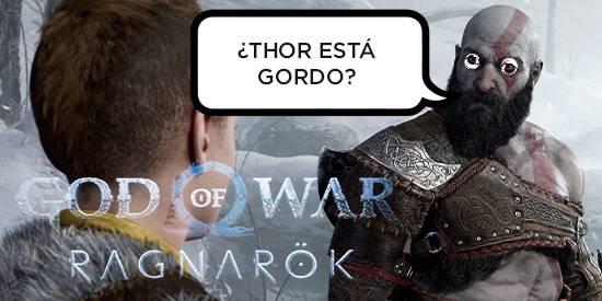 Sony nos muestra un poquito más su nuevo God of War, y se lía gorda