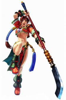La luchadora más fuerte de Corea nos muestra su lado más sexy imagen 2