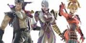 A fondo: SoulCalibur V - Natsu, Ivy y Zwei desvelan sus golpes en un nuevo tráiler