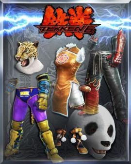 Más trajes de estrellas del Tekken y ropas alternativas para todos los gustos