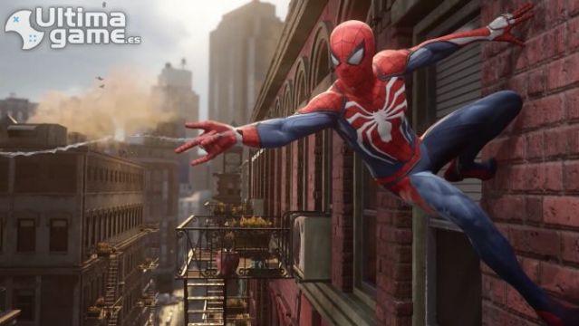 Spider-Man, el broche de oro a la conferencia de Sony en el E3 2017