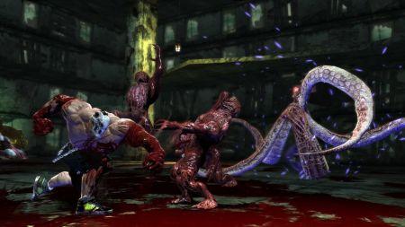 Splatterhouse - La acción más brutal, cada vez más cerca de PS3 y Xbox 360