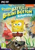 SpongeBob Squarepants: Battle For Bikini Bottom portada