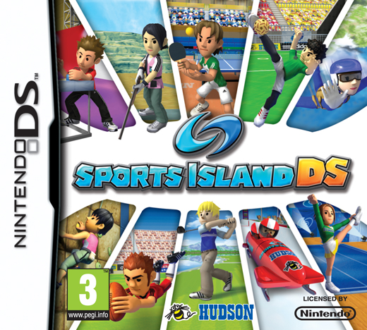 Sports Island DS