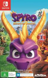 Spyro: Reignited Trilogy SWITCH