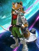 Fox Mc Cloud, héroe de Star Fox