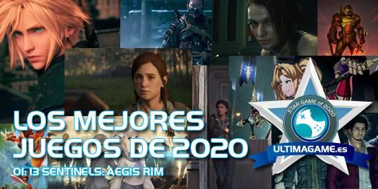 STAR GAME of 2020 - Los mejores juegos del año