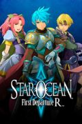 portada Star Ocean PlayStation 4