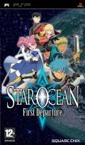Star Ocean: First Departure PSP