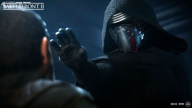 Star Wars: Los Últimos Jedi ya está disponible para Star Wars Battlefront II