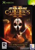Star Wars Caballeros de la Antigua República II: Los Señores Sith XBOX
