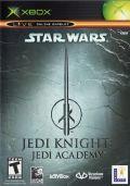 Star Wars Jedi Knight: Jedi Academy portada