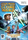 Star Wars: The Clone Wars - Lightsaber Duels WII