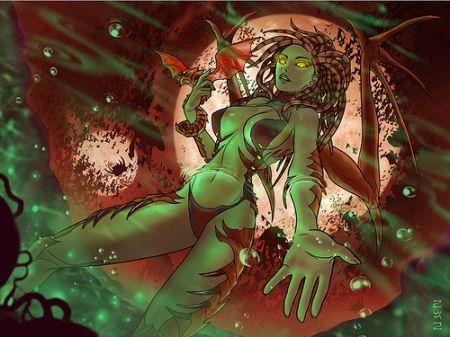 Sarah Kerrigan, de la saga StarCraft  imagen 4
